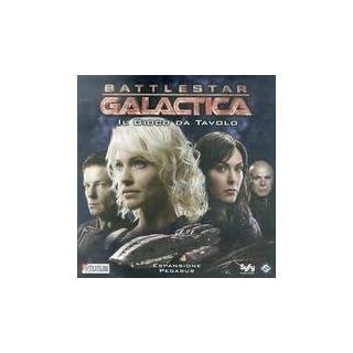 Battlestar Galactica. Pegasus. [Espansione per Battlestar Galactica].