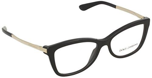 Dolce & Gabbana Gestell 3218_501 (60.4 mm) schwarz