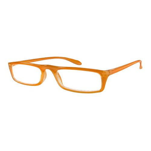 I NEED YOU Lesebrille Florida SPH: 2,50 Farbe: mandarin, 1 Stück