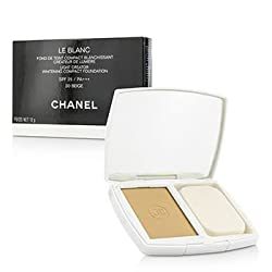Chanel Le Blanc Light Creator Whitening Compact Foundation SPF 25- 12g/0.42oz