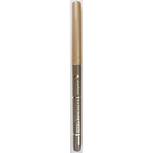 JORDANA Easyliner For Eyes Retractable Pencil - Khaki - Jordana Liquid