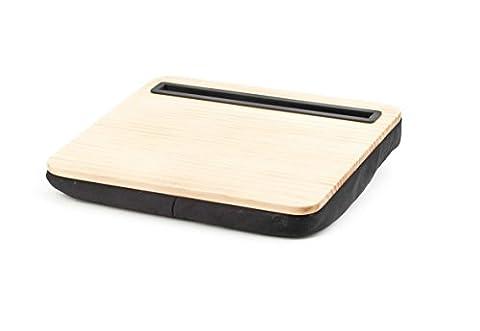 Kikkerland iPad Genoux–Bois