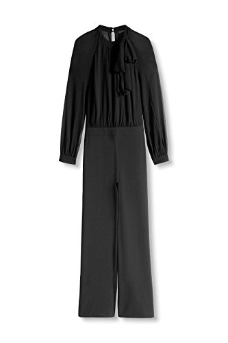 ESPRIT Collection Damen Jumpsuits Schwarz (Black 001)