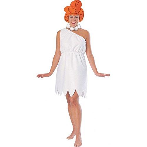 Caveman Kostüm Für Erwachsene - Familie Feuerstein Wilma Kostüm für Damen,