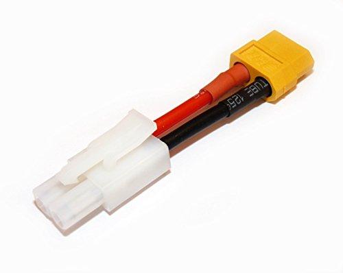 Preisvergleich Produktbild Adapterkabel Tamiya Stecker auf XT60 Buchse