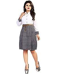 Knee-Long Women s Dresses  Buy Knee-Long Women s Dresses online at ... 07043e22824c