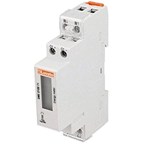 DMED100T1 Electric energy meter LCD Max current40A direct