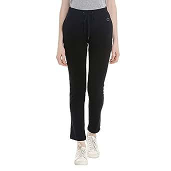 Ajile By Pantaloons Women's Athletic Wear Cotton_Black_34