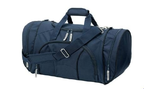 CENTRIX 'CALGARY' TRAVEL BAG HOLDALL - NAVY BLUE