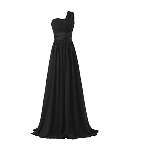 KA Beauty - Robe - Fille Noir