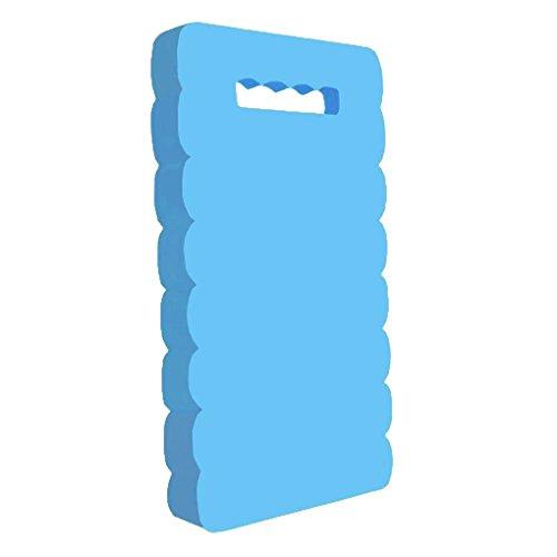 providethebest eco-friendly eva ad alta densità della gomma piuma nessun odore kneeler per il giardinaggio/bagnetto/yoga/sport/esercizioblu