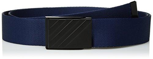 adidas Golf Herren Gürtel Webbing Belt, Noble Indigo, One Size (Taylormade Golf-gürtel)