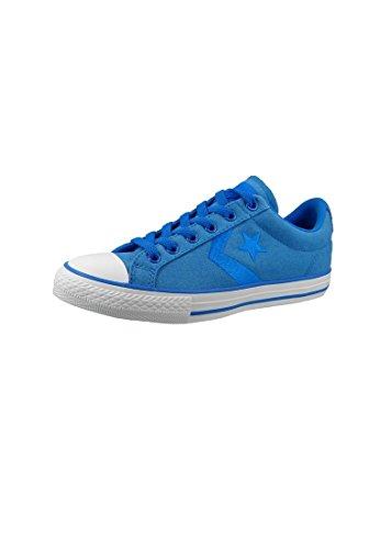 er 656629C Star Player EV OX Soar White Soar Blau, Groesse:38 EU / 4 UK / 4.5 US / 26 cm (Converse Schuhe Größe 4)
