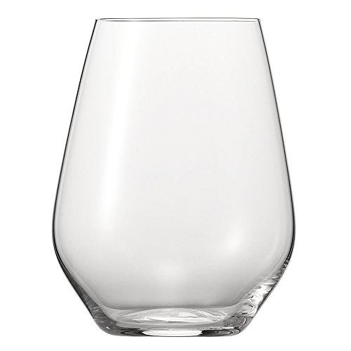 Spiegelau & Nachtmann - Authentis - Verres à vin et Carafe à décanter, Universalbecher M, 4er-Set
