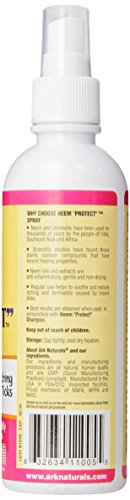 ARK Naturals PRODUCTS for PETS 326013 Neem Protect Spray, 8-Ounce 5