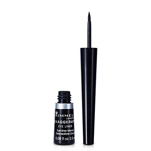 Rimmel - Exaggerate - Eyeliner - Noir - 2-5 ml