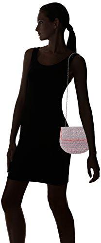 Ruby Shoo Miami, Sacs portés épaule Gris - Gris (Gris/rose)
