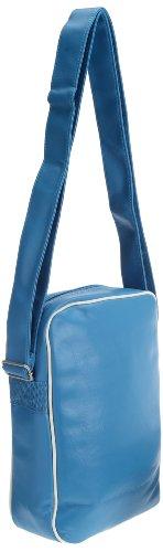 Logoshirt Pan Am(M), Borsa a tracolla Blu (Turquoise)