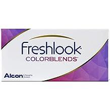 Freshlook Colorblends Pure Hazel Powerless - 2 Lens Pack