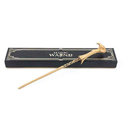 Voldemort Bacchetta Magic wand Best Magical Cosplay for Witches And Wizards | Bacchetta Magica for Christmas (Style 1)
