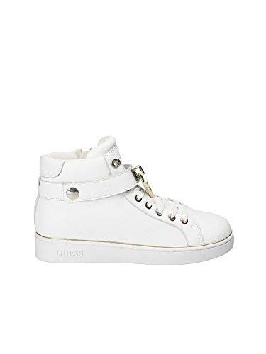 Guess FLBOG4 LEA12.Boxing/Stivaletto (Bootie)/Lea.Bianco.40 - Boxing Weiß Schuhe