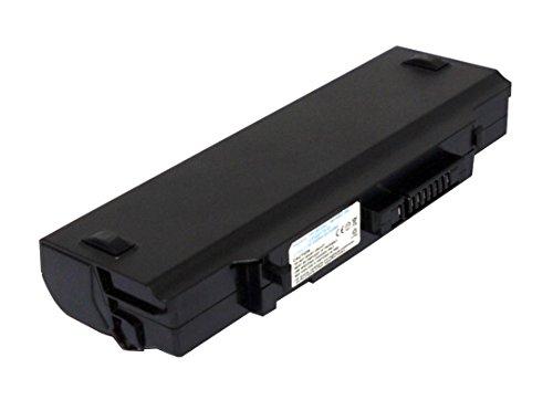 PowerSmart® 7,20V Li-ion 4400mAh 6 Zellen Akku Fujitsu FMV-U8270, LifeBook U2010, LifeBook U2020, LifeBook U820 -