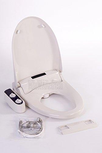 MIuWARefresh 2000 Toilettensitz mit integriertem Bidet Intimpflege
