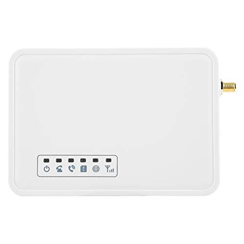Drahtloses GSM/WCDMA Festnetz Terminal, Anrufer des Alarmsicherheitssystems mit multifunktionaler LED Signalanzeige, stabile Leistung, klare Klangqualität (100-240 V)(EU)