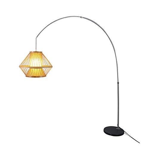 Tea Room Chinesischen Stil Sofa Dekoration Angeln Lampe Restaurant Japanischen Stil Wohnzimmer Nordic Stehlampe 0525LDD -