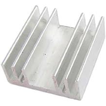 Water & Wood Aluminium 31 x 29 x 12mm Heatsink Cooling Cooler Fin