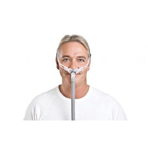 Resmed-nasen-maske (Resmed Mirage Swift-FX CPAP-Nasenpolstermaske Universal CPAP-Nasal-Nasen-Maske)