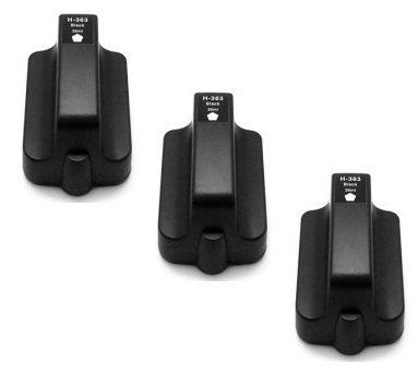Prestige Cartridge 3 x HP363 Tintenpatronen,