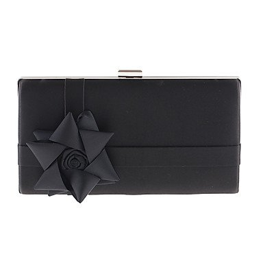 WZW Donna Poliestere / Others Formale / Casual / Serata/evento / Matrimonio / Ufficio e lavoro Borsa da sera . almond black