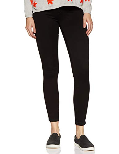 ONLY Damen Jeanshose Onlroyal High Sk Jeans Pim600 Noos ,Schwarz (Black) ,30/S