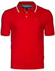 TM416 RED - Polo Homme Tommy Hilfiger