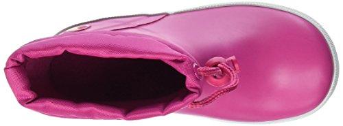 Viking Alv, Bottes en caoutchouc non-fourrées, tige basse mixte enfant Rose - Pink (Fuchsia 17)