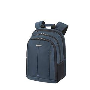 Samsonite 125046819 – Mochila Dura para Portátiles y Notebooks, Polyester, Vinyl Azul, 29 mm x 18 mm x 40 mm