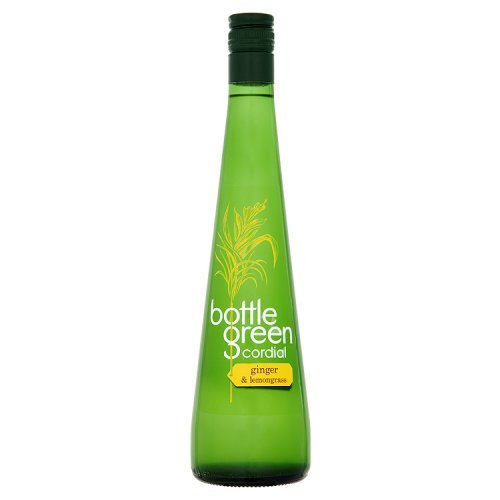 Bottle Green - Cordials - Ginger & Lemongrass - 500ml