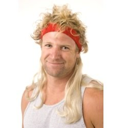 Mullet On The Go The Widowmaker Mullet Headband
