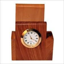 Pen stand Cum Clock