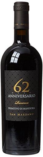 Cantina-San-Marzano-Primitivo-di-Manduria-Riserva-DOC-Anniversario-62-Puglia-2013-Wine-75-cl