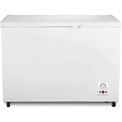 Fridgemaster MCF306 113cm Wide 306Litre Chest Freezer White