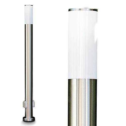Lampadaire'Caserta' avec double prise électrique