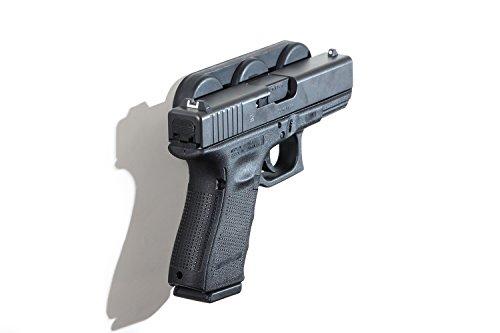 Pachmayr Pac-Mag Halterung von Waffen magnetisch Schwarz magnetische  Halterung für Speicherung von Waffen