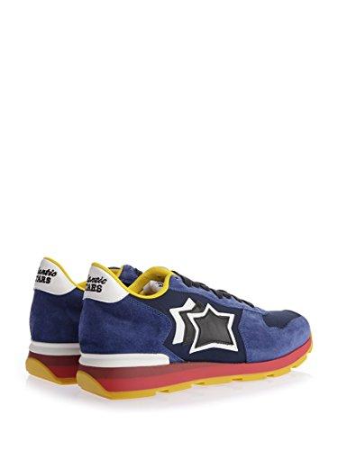 Atlantic Stars , Baskets pour homme Royal Multicolor