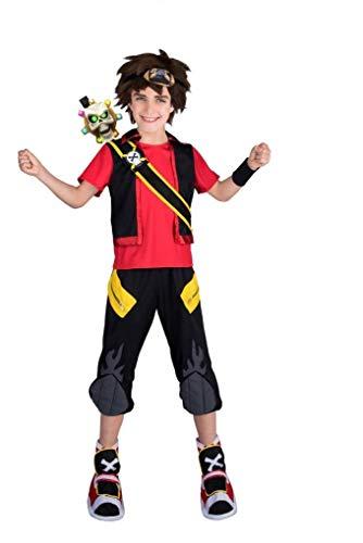 Storm Kostüm - My Other Me 231461 Verkleidung Adultos unisex bunt 5-6 AÑOS