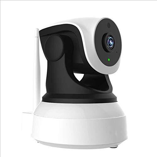 XIONGDA Wireless-Monitor Kamera, HD-Heimüberwachungs-Sicherheitssystem, Pan Tilt/Bewegungserkennungsalarm/Zweiwege-Audio/Akustik-Verbindung/Nachtsicht, Babyphone