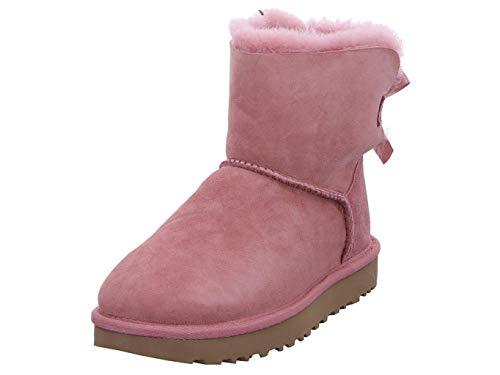 UGG Mini Bailey Bow II Stiefel 2019 Pink Dawn, 39