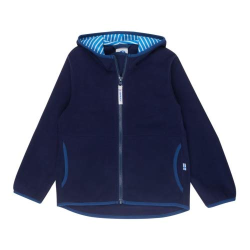 Finkid Paukku, 100/110 Kinder, Navy/Denim Urban Denim Jacke