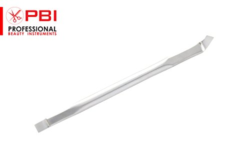 professionelles Nagelhautmesser - Manikürepediküre Nagelhautmesser - feststehendes Messer - 14,4 cm - Edelstahl von PBI